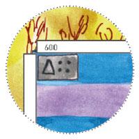 Billardzimmer-Gartenhaus einrichten: Queuehalterung