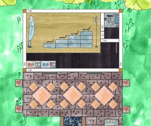 Gartenhaus Heimkino: Skizze, Ideen und Wichtiges
