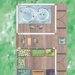 Hobby Gartenhaus für Rennbahn und Gewächshaus